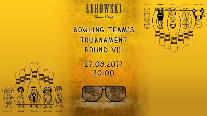Bowling Team Tournament- Round #8 photo