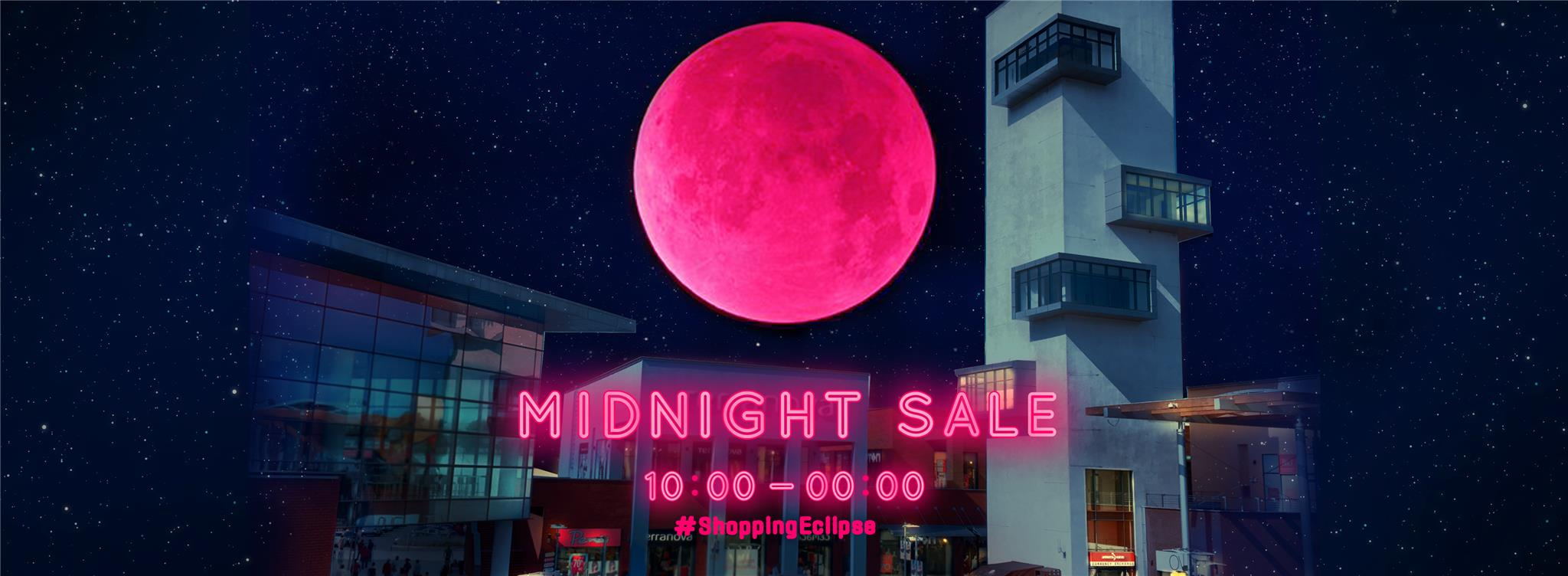 Midnight Sale & Shopping Eclipse at East Point photo