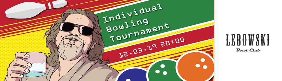 Individual Bowling Tournament - Round #3 photo