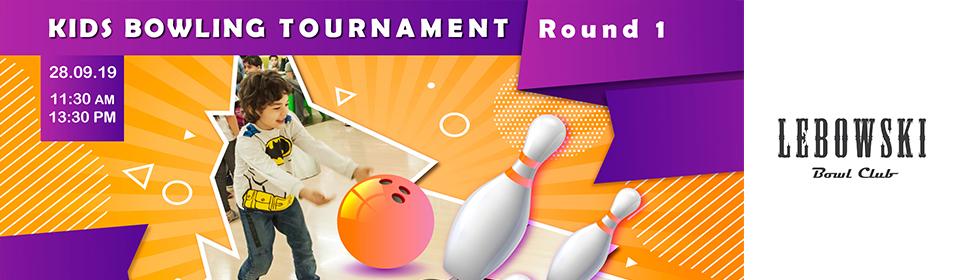 Kids Bowling Tournament Round #1 photo