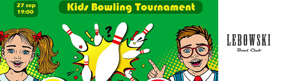 Kids Bowling Tournament photo