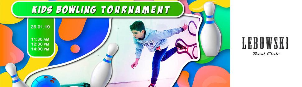 Kids Bowling Tournament Round #5 photo