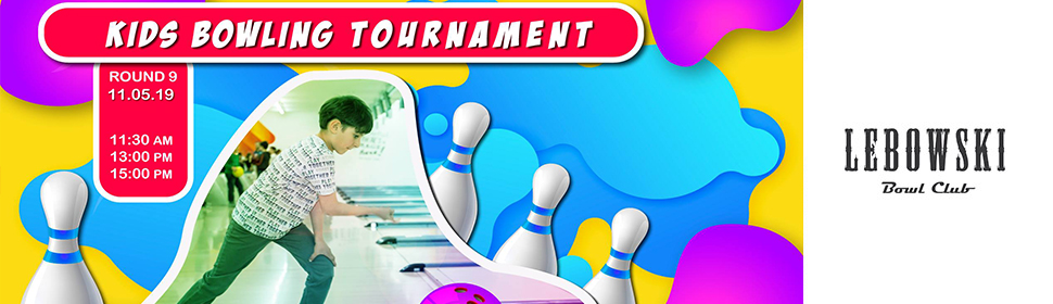 Kids Bowling Tournament Round 9 photo