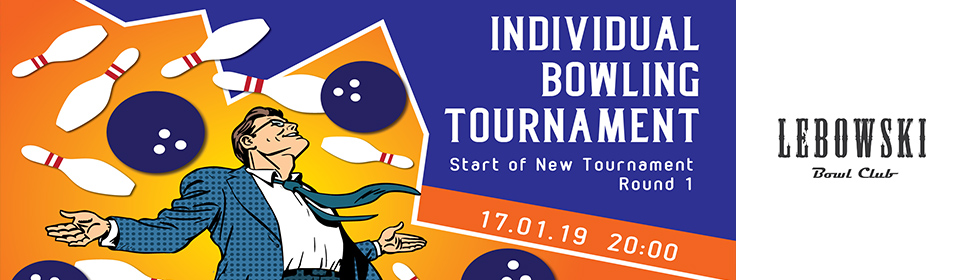 Individual Bowling Tournament - #1 Round photo