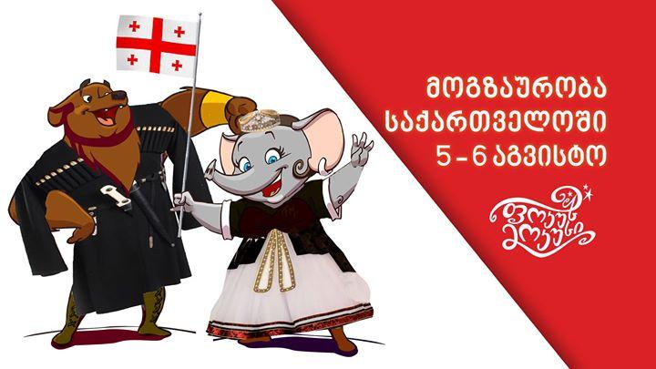 ფოკუს მოკუსის მოგზაურობა საქართველოში - Travel in Georgia photo