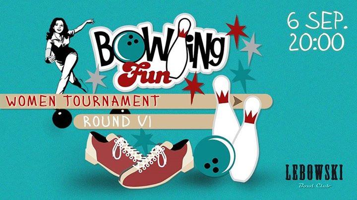 Women bowling tournament - VI Round photo